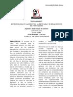 PRACTICA #2 BIOTECNOLOGIA DE LOS ALIMENTOS