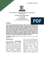 PRACTICA #1 BIOTECNOLOGIA DE LOS ALIMENTOS