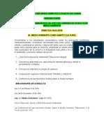 TEMÁTICA NUCLEAR MEDIO AMBIENTE (2)