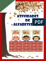 APOSTILA DE ALFABETIZAÇÃO