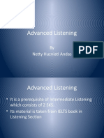 Advanced Listening.ppt