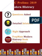 2019-Modern-History-Prelims-Questions