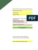 EJERCICIO DE CALCULO DE HORAS EXTRAS Y FORMULAS