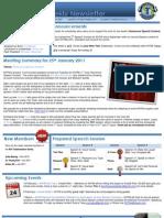 KHTMNewsletter - 1.25.2011