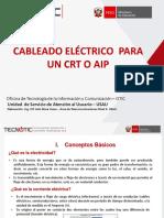 PPT Cableado Eléctrico 07.02.20