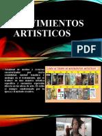 MOVIMIENTOS ARTISTICOS