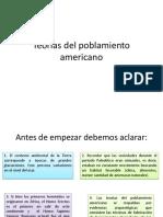 TEMA 2 TEORIAS DE AMERICA