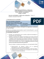 Unidad 3 - Tarea 5 - Realizar evaluación final POA