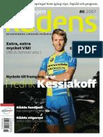 Cykeltidningen Kadens # 6, 2007