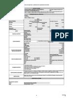 Informe de Supervisión y certificación de cumplimiento del Contrato