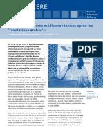 Droits des femmes méditerranéennes après les révolutions arabes.pdf