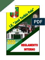 Reglamento Interno JTP 2020EXP