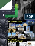 Proyecto Arquitectonico