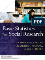 Research Methods for the Social Sciences_ Basic Statistics for Social Research ( PDFDrive.com )