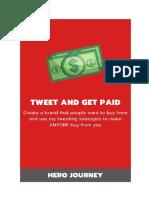 Tweet and get paid