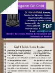 Biases Against Girl Child