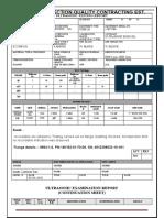 UT ASME Report Format