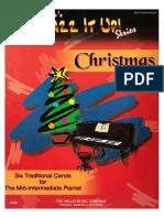 Christmas (Jazz It Up Series)