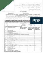 Dorin Chirtoacă – declarație de avere 2018–2019