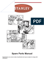 Stanley SparePartsManual
