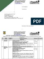 PLANIFICARE SEMESTRIALA ED. MUZ, CLASA V, 2020-2021