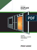 Duplex Manual Web