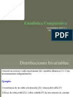 Diagramas de Dispersión y Covarianza