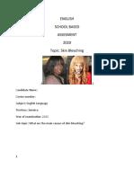 ENGLISH sba document