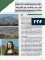 Leonardo Da Vinci podría haber visitado Montserrat - José Luís Espejo