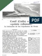 Conil (Cádiz) o la Quinta Columna - J. J. Benítez