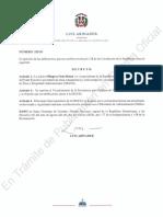 Decreto 325-20