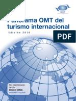 Panorama OMT del turismo internacional. Edición 2010