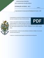 DCRP-Boletim de Informação Interna 06-11