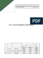 HEMP-005 Excavation  Manual &  Mechanical Rev.2.pdf
