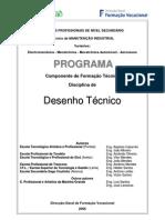 programa desenho tecnico mecatronica