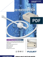 Flojet Bottled Water Dispensing System