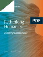 RethinkX Humanity Report