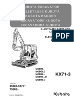 Parts list catalog Kubota RG448-8139-0_KX71-3.pdf