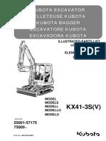 Parts list catalog Kubota KX41-3.pdf.pdf
