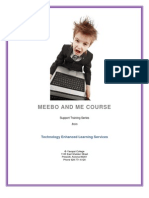 Meebo and Me Course