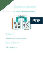 Reacções de oxidação redução