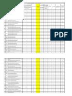 CONVOCATORIA 2020-01 POSGRADOS CUPOS