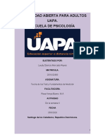 tarea 4 de Teoría de los Test y Fundamentos de Medición