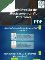 Administracion de Medicamentos VP