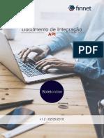 Boleto Online Multibancos - Manual de Integração - V1.2