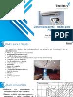 6. Dimensionamento - Dados para Projeto.pdf