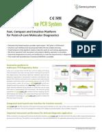 CATALOG_GENECHECKER Model UF-300 Real-time PCR System.pdf