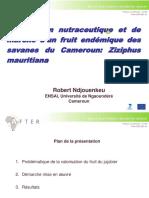 Valorisation+nutraceutique+et+de+marché+d'un+fruit+endémique+des+savanes+du+Cameroun+Ziziphus+mauritiana+-+R.+Ndjoueneukeu