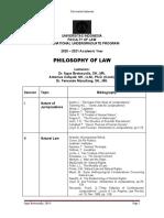 2020_IUP_SYLLLABUS+SAP_PHILOSOPHY OF LAW