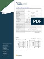 EN -Gerber Paragon Technical Spec Sheet .pdf